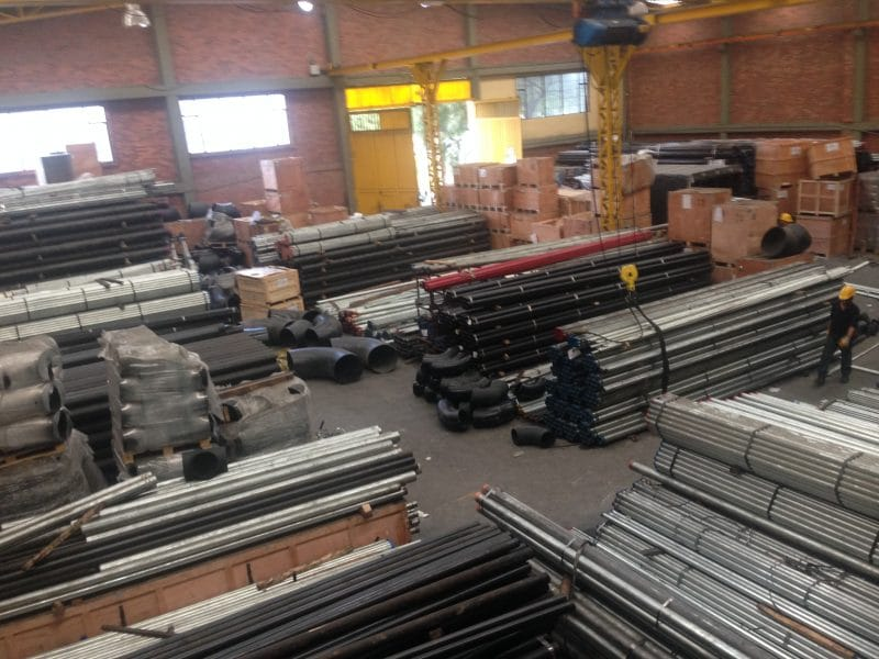 Codifer proveedores de construccion Colombia