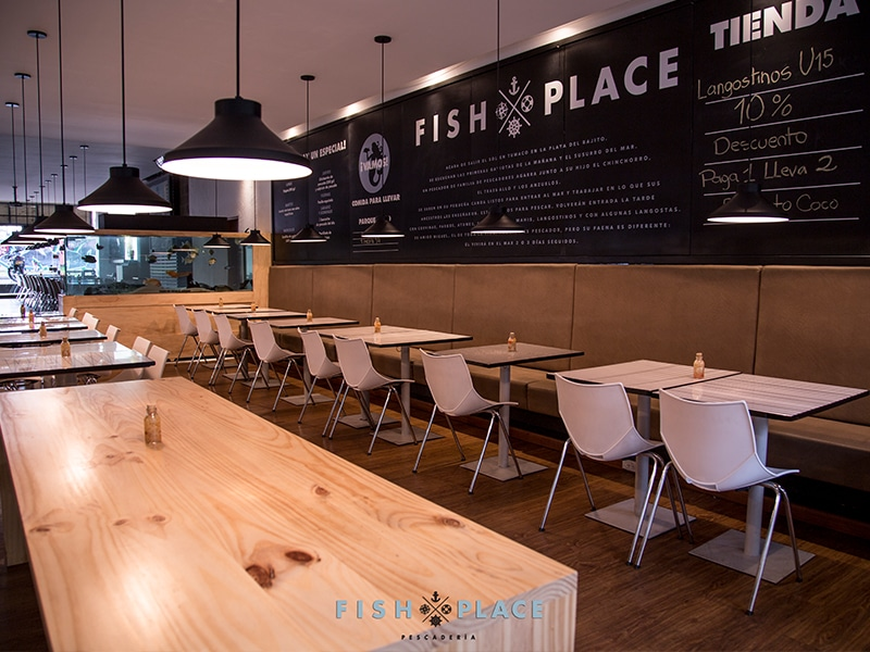 the fish place ancla y viento